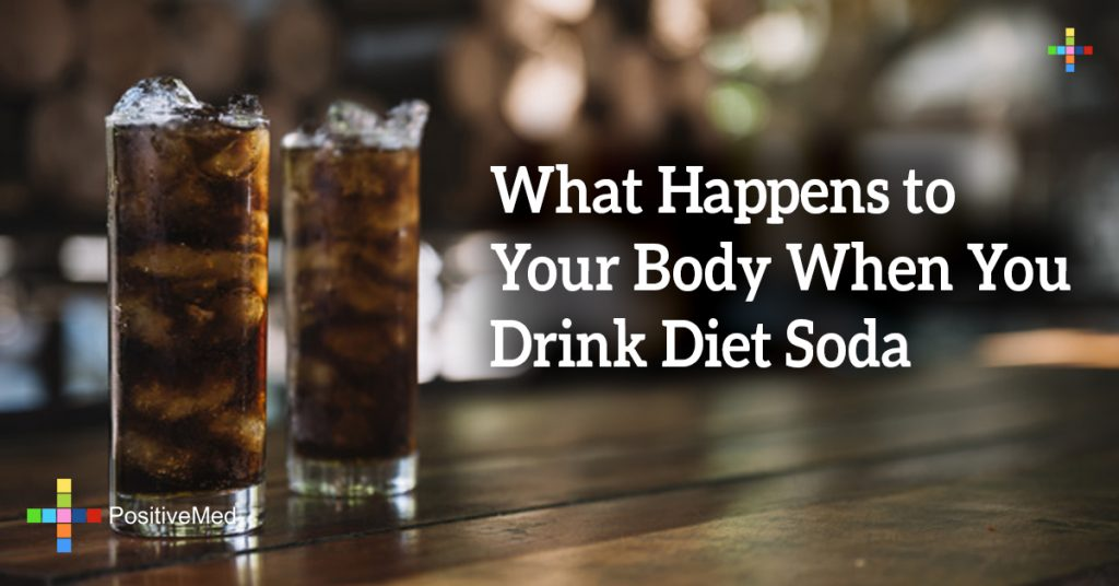 What Happens to Your Body When You Drink Diet Soda