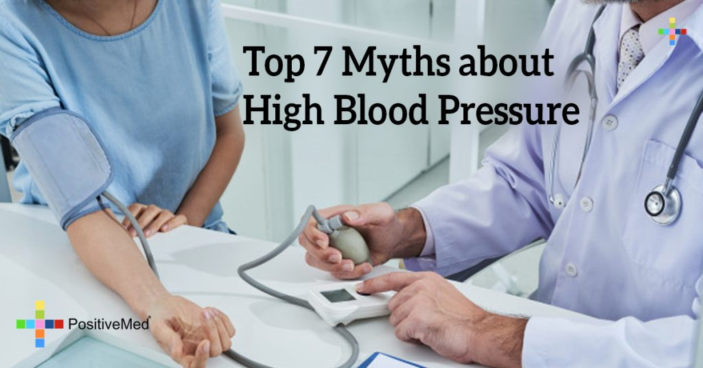 Top 7 Myths about High Blood Pressure