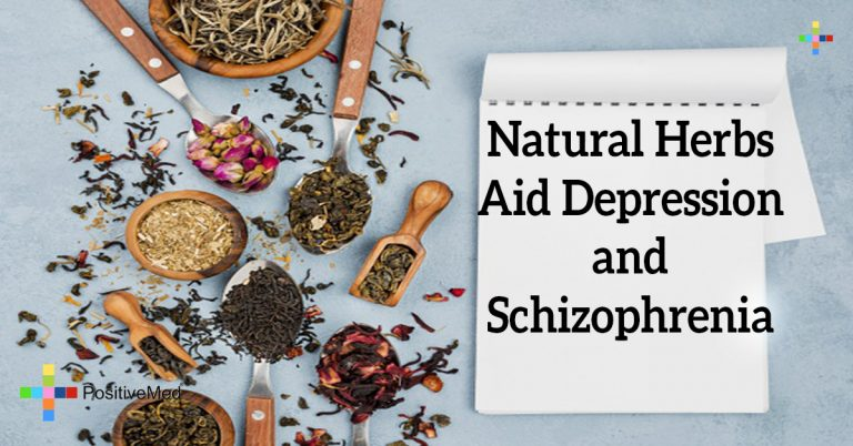 Natural Herbs Aid Depression and Schizophrenia