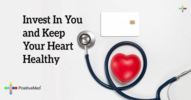 Invest In You and Keep Your Heart Healthy