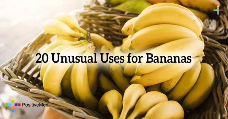 20 Unusual Uses for Bananas