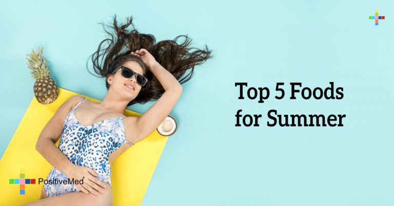 Top 5 Foods for Summer