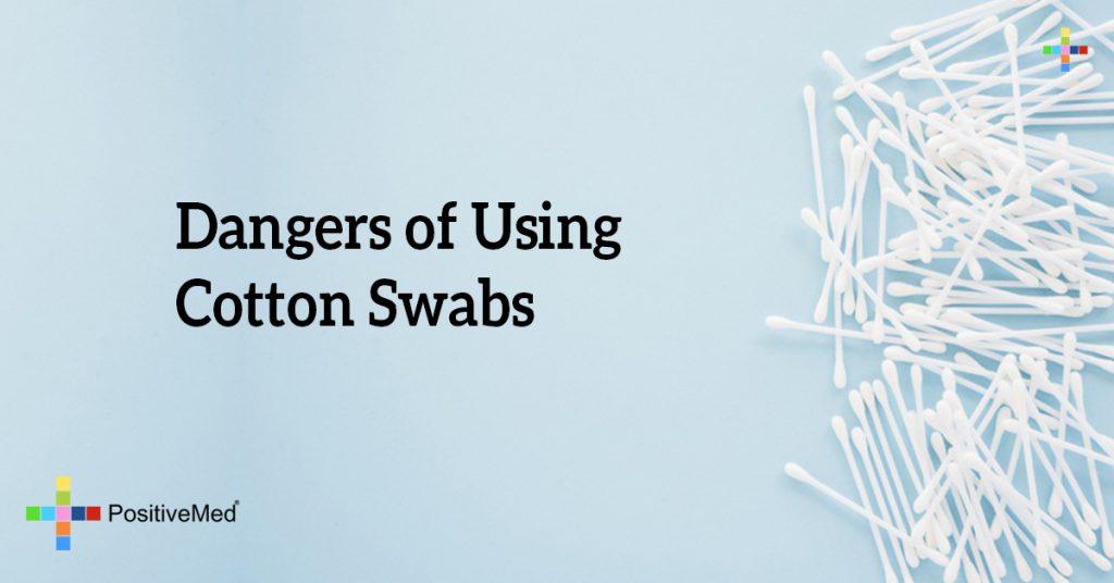 Dangers of Using Cotton Swabs