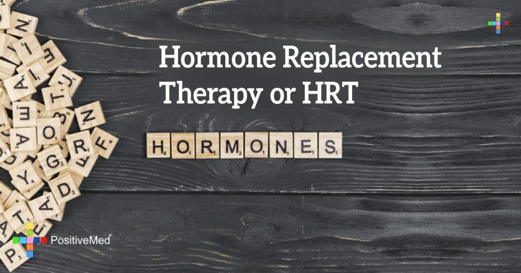 Hormone Replacement Therapy or HRT