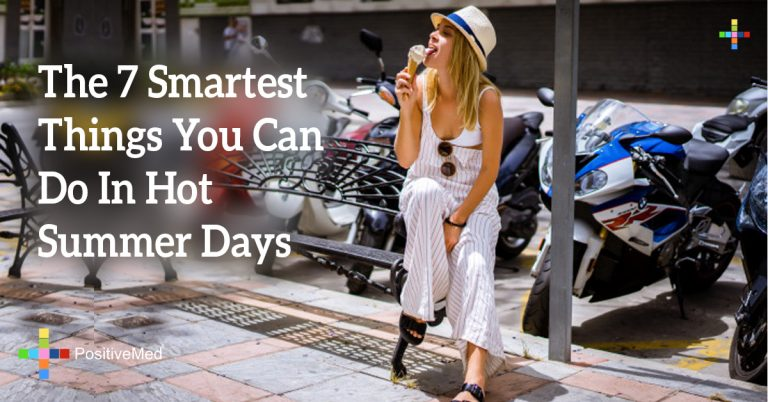 The 7 Smartest Things You Can Do In Hot Summer Days