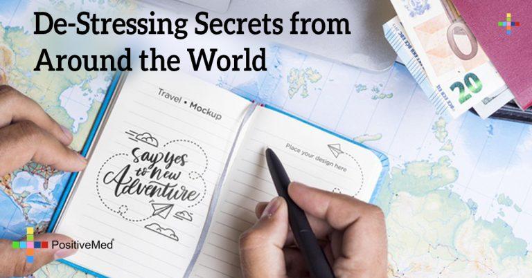 De-Stressing Secrets from Around the World
