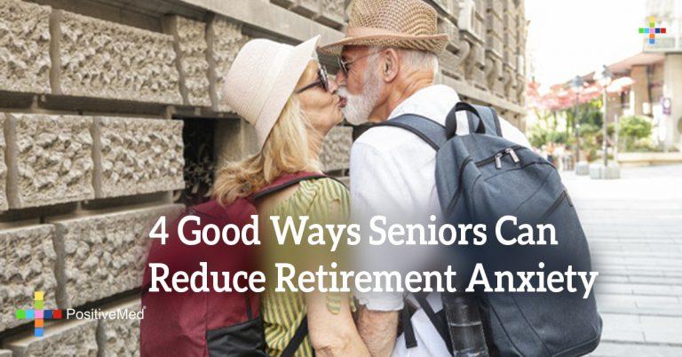 4 Good Ways Seniors Can Reduce Retirement Anxiety