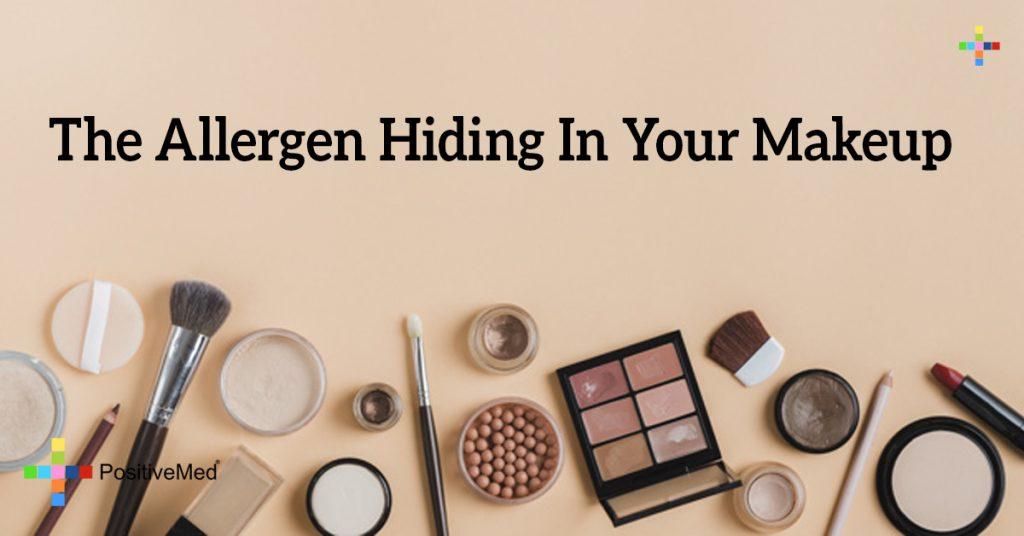 The Allergen Hiding In Your Makeup