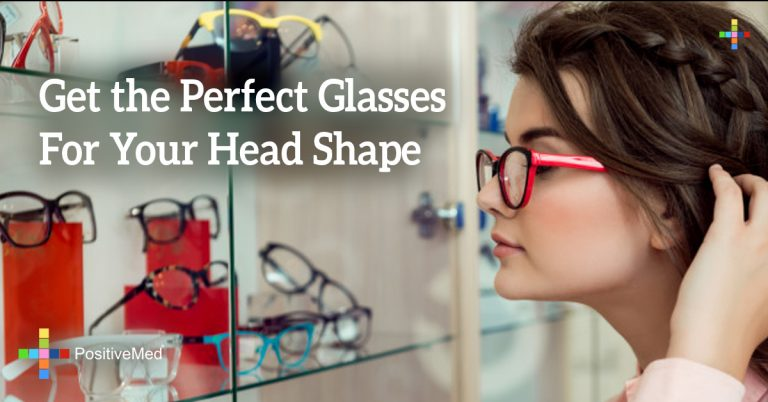 Get the Perfect Glasses for Your Head Shape
