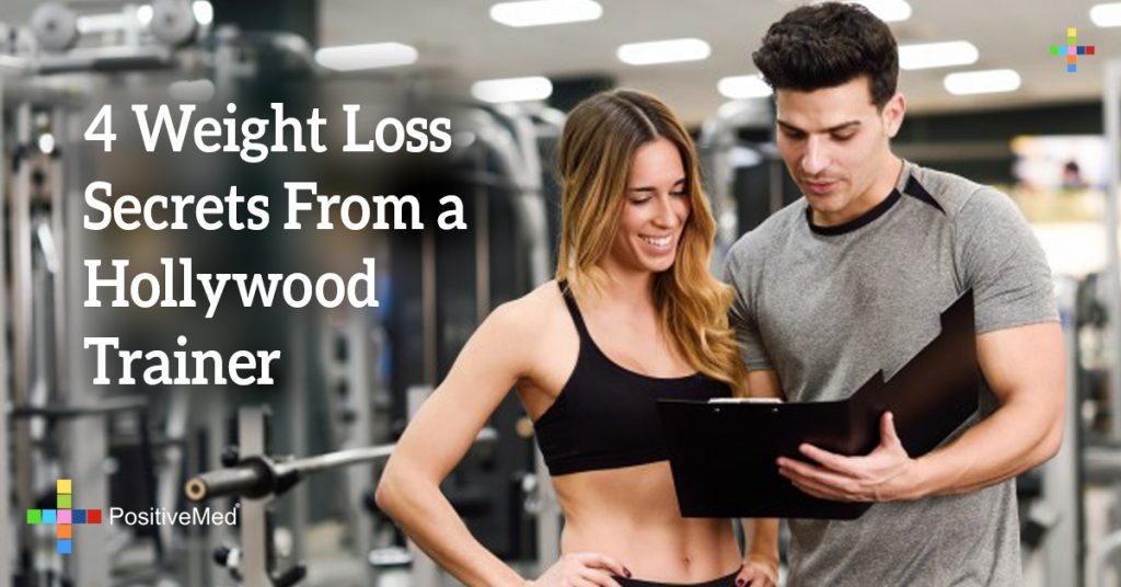 4 Weight Loss Secrets From a Hollywood Trainer