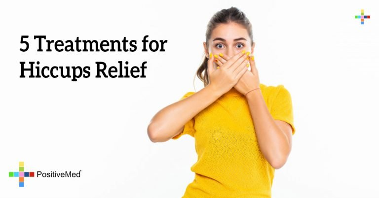 5 Treatments for Hiccups Relief