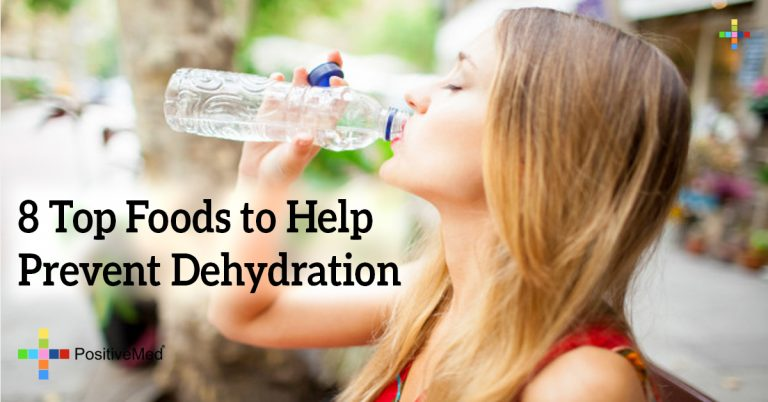 8 Top Foods to Help Prevent Dehydration