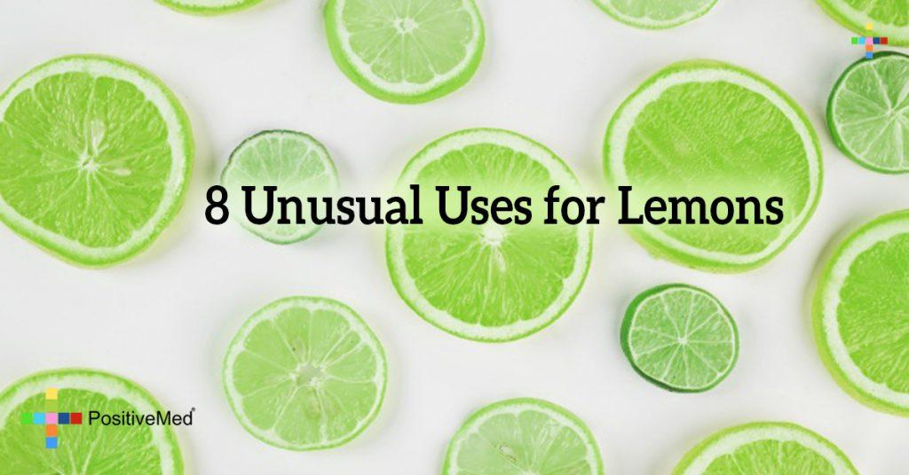 8 Unusual Uses for Lemons