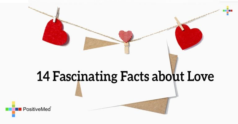 14 Fascinating Facts about Love