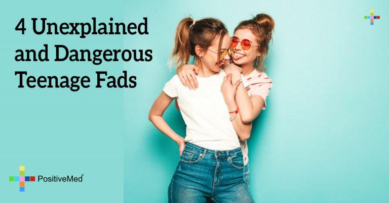 4 Unexplained and Dangerous Teenage Fads