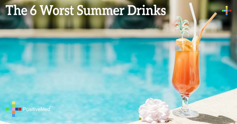 The 6 Worst Summer Drinks