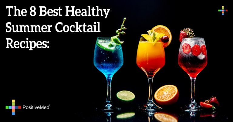 The 8 Best Healthy Summer Cocktail Recipes:
