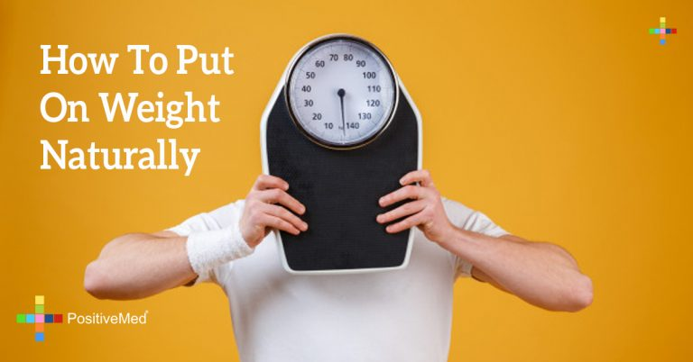How To Put On Weight Naturally