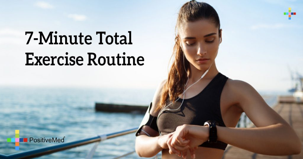 7-Minute Total Exercise Routine