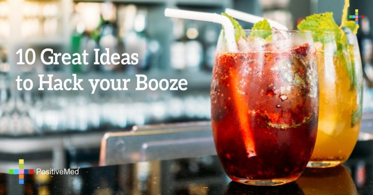 10 Great Ideas to Hack your Booze