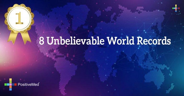 8 Unbelievable World Records