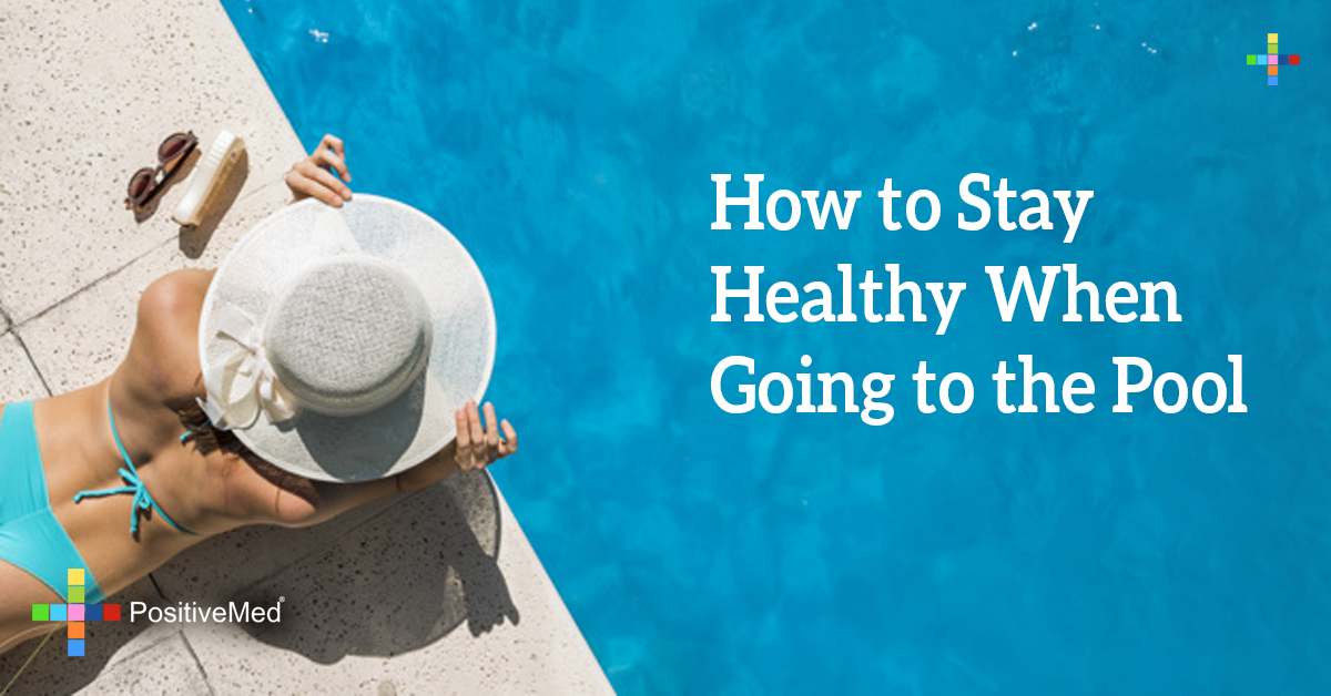 How to Stay Healthy When Going to the Pool