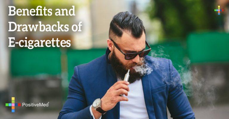 Benefits and Drawbacks of E-cigarettes