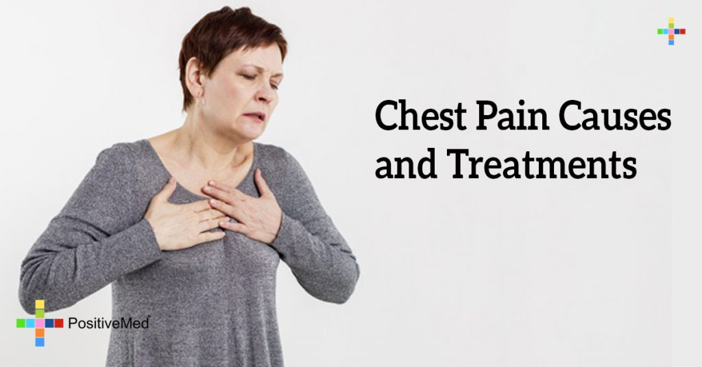 Chest Pain Causes and Treatments