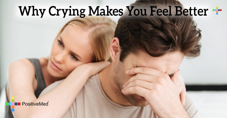 Why Crying Makes You Feel Better