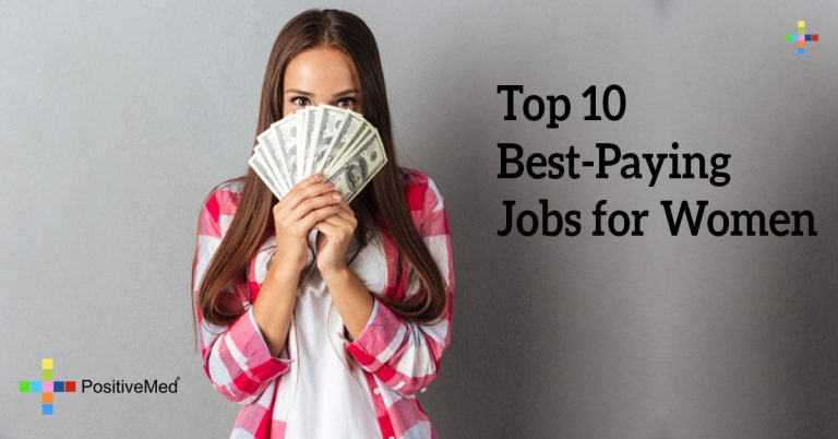 Top 10 Best-Paying Jobs for Women