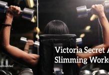 Victoria Secret Arm Slimming Workout