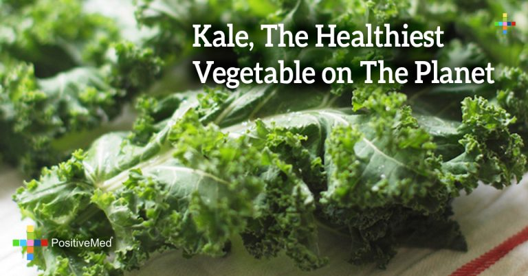 Kale, The Healthiest Vegetable on The Planet