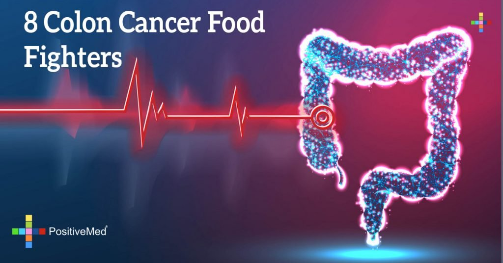 8 Colon Cancer Food Fighters