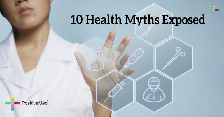 10 Health Myths Exposed