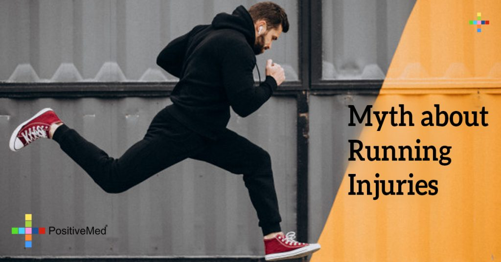 Myth about Running Injuries