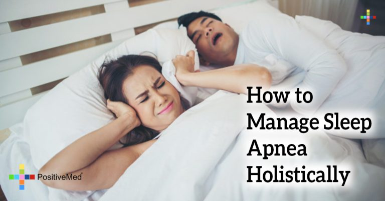 How to Manage Sleep Apnea Holistically