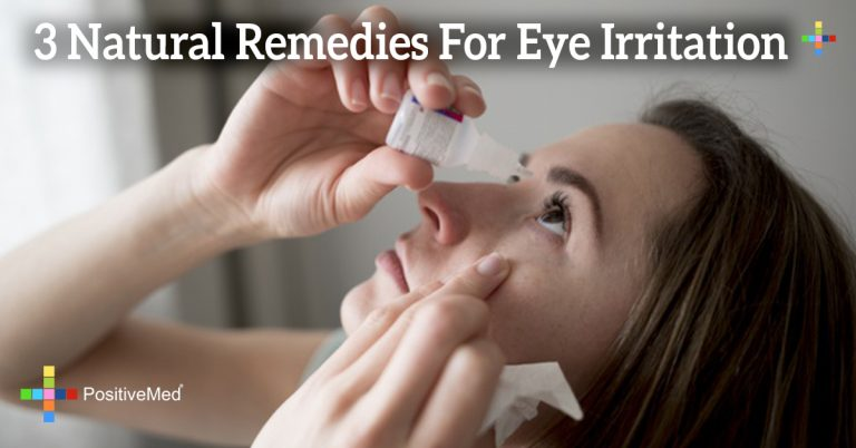 3 Natural Remedies For Eye Irritation