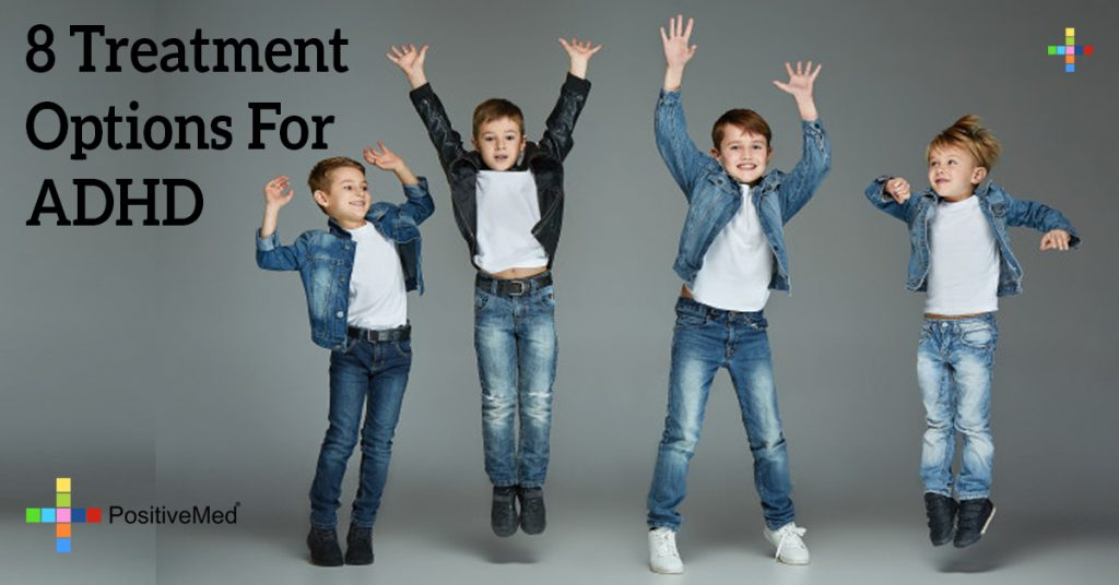 8 Treatment Options For ADHD