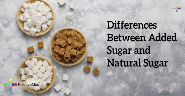 Differences Between Added Sugar and Natural Sugar