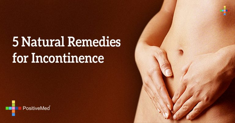 5 Natural Remedies for Incontinence
