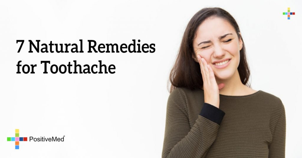 7 Natural Remedies for Toothache
