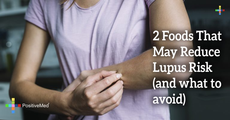 2 Foods That May Reduce Lupus Risk (and what to avoid)