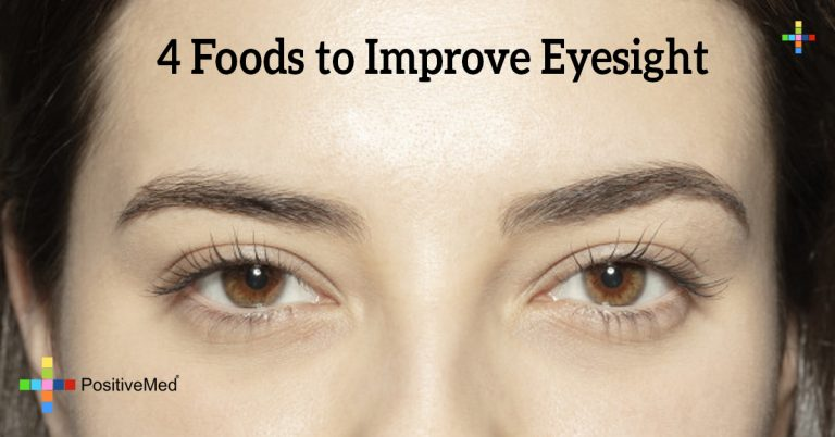 4 Foods to Improve Eyesight