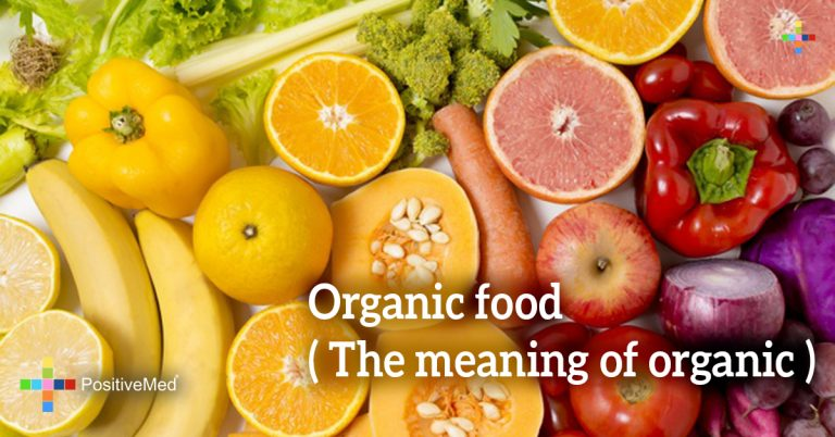 Organic food ( The meaning of organic )