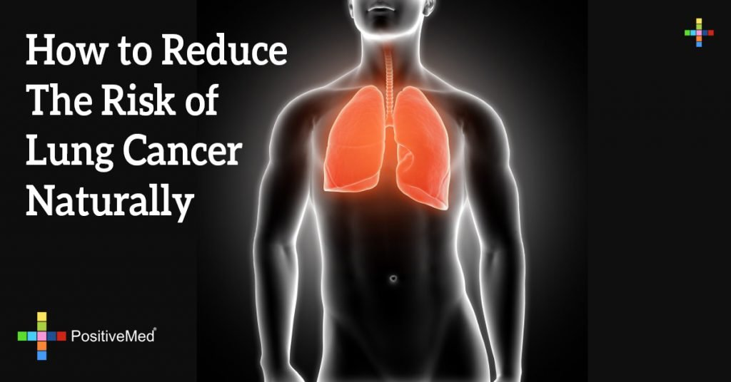 How to Reduce The Risk of Lung Cancer Naturally