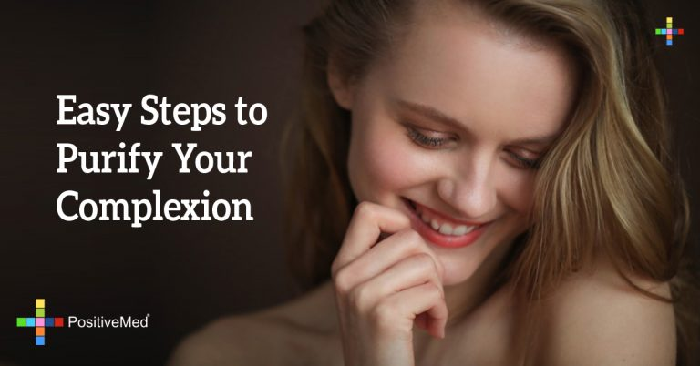 Easy Steps to Purify Your Complexion