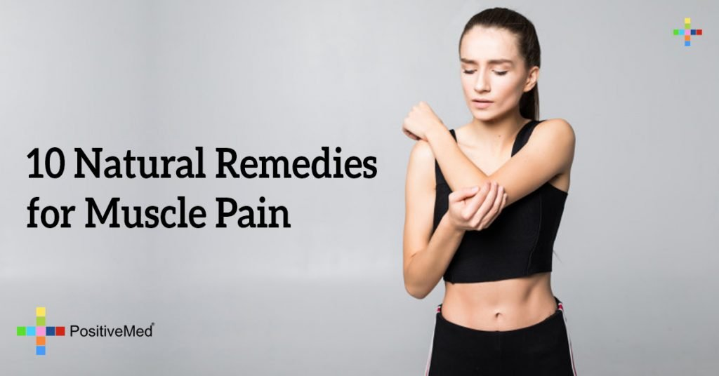 10 Natural Remedies for Muscle Pain