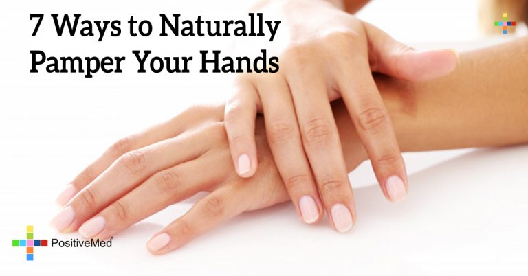 7 Ways to Naturally Pamper Your Hands