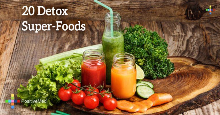 20 Detox Super-Foods