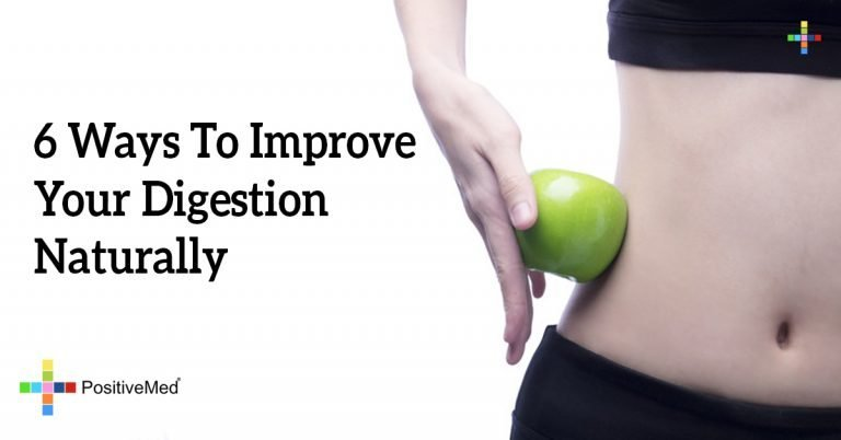 6 Ways To Improve Your Digestion Naturally